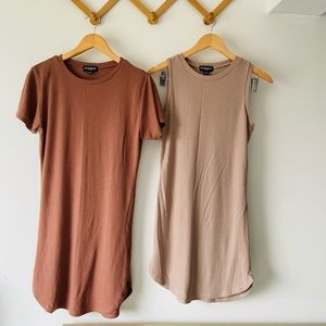 2$25 Revamped Women's Neutral Dresses Size Large
